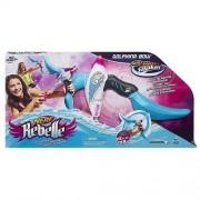 Nerf Rebelle Super Soaker Dolphina Bow Blaster