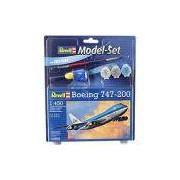 Réplica Model - Set Boeing 747-200 - Revell