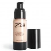 Zuii Organic Base de maquillaje floral líquida - Beige Light