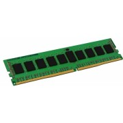 Kingston KCP424NS6/4 - Geheugen - DDR4 - 4 GB: 1 x 4 GB - 288-PIN - 2400 MHz / PC4-19200 - CL17