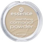 Essence Pudra Compacta Mattifying Compact Powder 02 Soft Beige 12 g