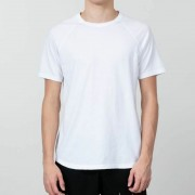 Reigning Champ Cotton Jersey Tee White