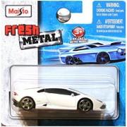 Maisto Fresh Metal Lamborghini Huracan LP 610-4 in Pearl White