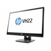 HP monitor VH22 X0N05AA + LOGITECH set MK120 US