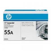 HP toner CE255A Black Print Cartridge, CE255A CE255A