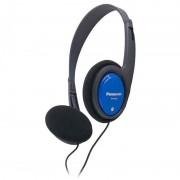 Auscultadores Panasonic RP-HT010 - Azul