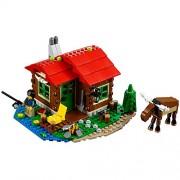 Lego Creator Lakeside Lodge 31048