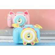 Hangzhou Yuxi Trade Co. Ltd (t/a PinkPree) Animal Bubble-Blowing Camera - With Lights & Music!
