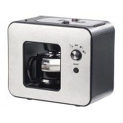Vollautomatische Design-Kaffeemaschine mit Bohnen-Mahlwerk, 800 Watt | Kaffeemaschine