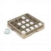 Rolléco Casier à tasses pour lave-vaisselle 20 compartiments