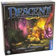 Giochi Uniti Descent L'ombra di Nerekhall. Gioco da tavolo
