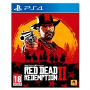 Take2 Red Dead Redemption II - PS4