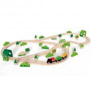 Hape Forest Railway Set E3713