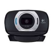 Logitech c615 8 MP 1920 x 1080 Pixels USB 2.0 Zwart webcam – webcams (8 MP, 1920 x 1080 Pixels, 1080p, 720p, 1920 x 1080 Pixels, 8 MP, Auto)