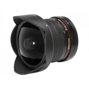 Samyang Objetiva 8MM F3.5 Canon CSII FISH-EYE (Encaixe: Canon EF-S - Abertura: f/22 - f/3.5)
