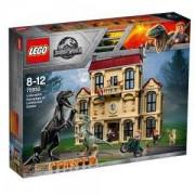 Конструктор Лего Джурасик Свят - Индораптор в Lockwood Estate, LEGO Jurassic World, 75930
