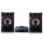 Lg Microcadena Bluetooth CK99 Negro