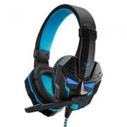 Слушалки aula lb01 prime gaming headset с микрофон, оver-ear, closed, high quality sound, sensitive microphon and volume control, 172762