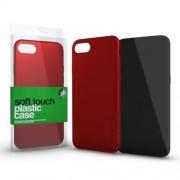 Xprotector Plasztik tok Soft-touch felülettel piros Sony Xperia XZ3 készülékhez