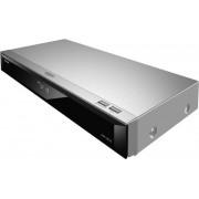 Panasonic »DMR-UBC70« Blu-ray-Rekorder (4k Ultra HD, WLAN, LAN (Ethernet), 4K Upscaling, 500 GB Festplatte, für DVB-C und DVB-T2 HD Empfang), silber