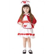 Rg Costumes 70139-T Toddler Caped Nuse Costume