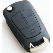 Carcasa telecomanda cheie Opel tip briceag cu 3 butoane