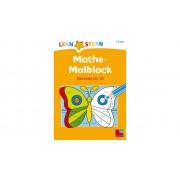 Tessloff-Verlag Lernstern - Mathe Malblock Rechnen bis 10