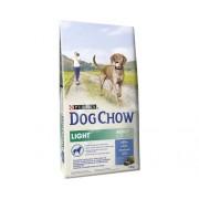 Hrana uscata pentru caini Dog Chow Light cu curcan 14 kg