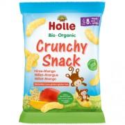 Holle Bio ropogós köles snack - mangós 25 g