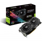 Placa de Video Asus STRIX-GTX1050TI-4G-GAMING 4 GB-Negro