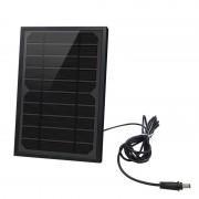 Panou solar Qsmart 5W, Iesire 5V 1A, Regulator tensiune, Mufa MicroUSB pentru incarcare directa