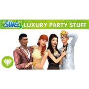 The Sims 4: Luxury Party Stuff - PS4 HU Digital