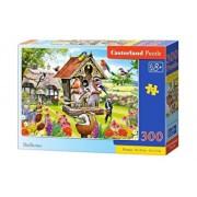 Puzzle Casa pasarelelor, 300 piese