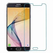 VALGA Premium Quality Unbreakable Flexible Shatterproof Hammer Proof Tempered Glass/Screen Guard for Samsung Galaxy On7