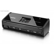 Brother-Small compact desktop scanner; Double-sided scanning in a single pass