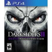 Darksiders Ii: Deathinitive Edition - Ps4 - Unissex