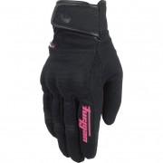 Furygan Motorradhandschuhe kurz Furygan Jet Evo II Damen Sommerhandschuh schwarz/violett XL violett