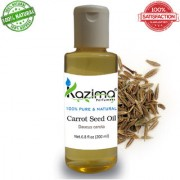 Carrot Seed Essential Oil (200ML) Pure Natural For Skin Care & Hair Treatment