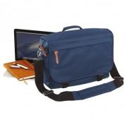 Bagbase Blauwe waterdichte laptoptas