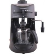 Morphy Richards 35007 4 Cups Coffee Maker(Black)