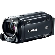 Canon VIXIA HF R50 Full HD Camcorder with Wi-Fi and 3-Inch LCD (Black) (Discontinued by Manufacturer)