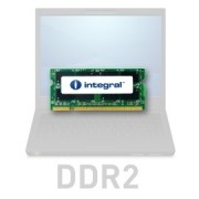Memorie Laptop Integral DDR2 2GB 667MHz