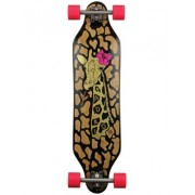 """Madrid Missionary Bamboo 9.375"""" x 37.375"""" Maxed Top"""