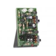 Velleman MK148 Mini-stroboscoop rood Mini Kits bouwpakket