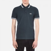 BOSS Green Men's Paddy Basic Polo Shirt - Navy - S - Navy