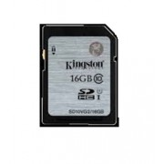 SECURE DIGITAL CARD SDHC 16G (class10) KINGSTON (SD10VG2/16GB)