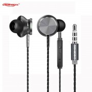 CHEORHOIG P01+ Heavy Bass In Ear Metel Earphone 3.5mm HD Hearphones With Mic For Xiaomi Earphone for iPhone 4s/5s/6s/s6