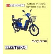 Z-tech ZT10 elektromos kerékpár kék szín