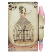Jegyzetfüzet tollal - Mirabelle - Lost Song - 239EC18