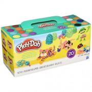 Set plastilina Hasbro Play Doh 20 cutii